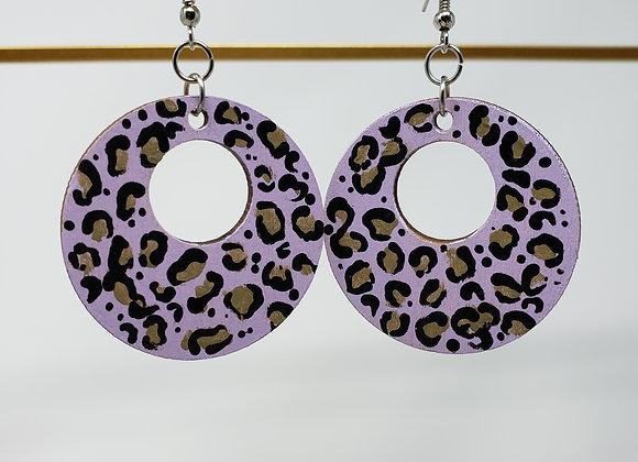 Here Kitty earrings: EarlyBird Boutique