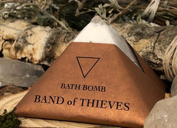 Band of Thieves Bath Bomb