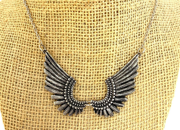 Early Bird Boutique: I'll Fly Away Necklace