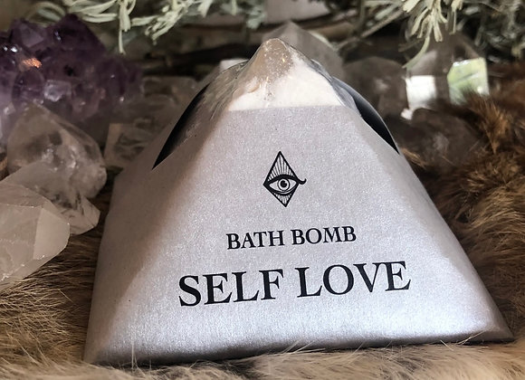 Self Love Bath Bomb