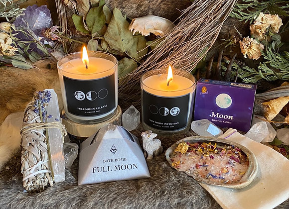Phases of the Moon Ritual Box