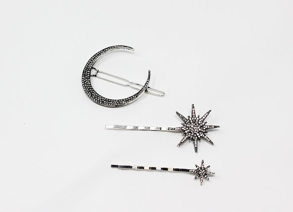 The Moon and Stars Barrett set
