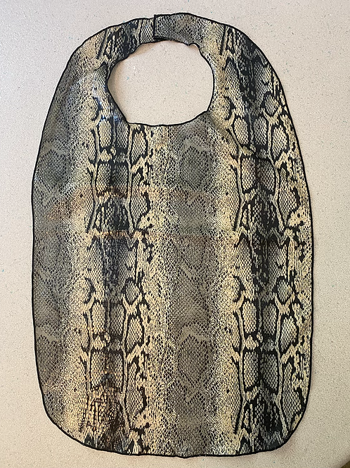 Snakeskin ( Adult Bib)