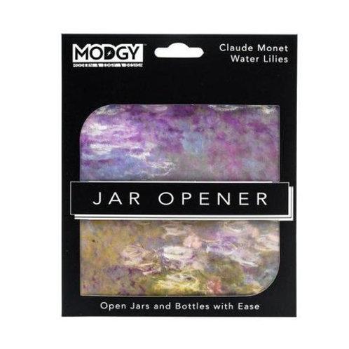 Water Lillies Jar Opener