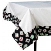 Maj Jongg Tablecloth