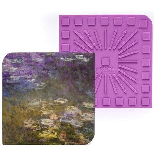 Water Lilies Trivet/Mousepad