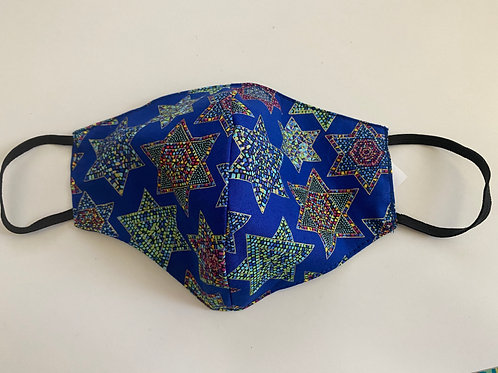 Mosaic Jewish Stars