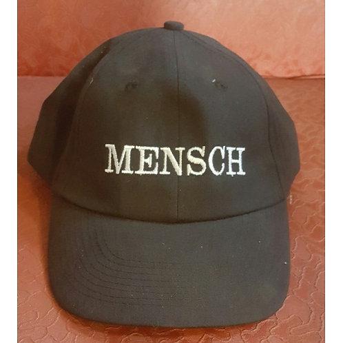 Mensch ( Black)