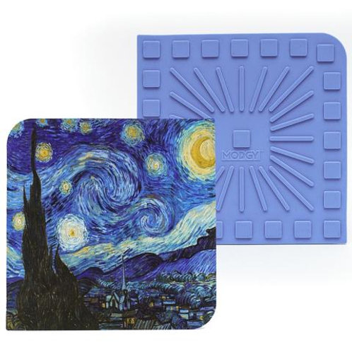 Starry NIght Trivet/Mousepad
