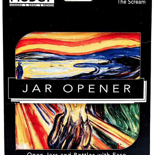 The Scream Jar Opener