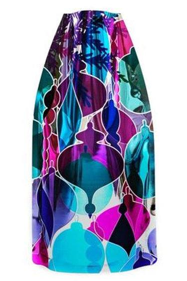 Image of Vase Multicolored Kringle, Pezzel