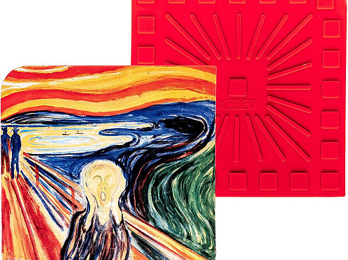 The Scream Trivet/Mousepad