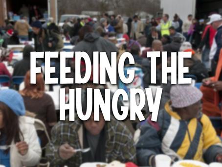 Feeding The Hungry Program