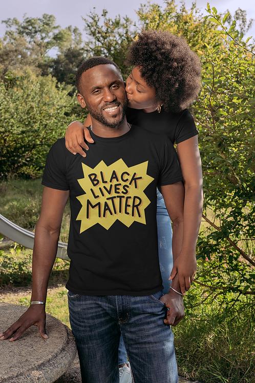 Black Lives Matter T-Shirt (14 Colors Available)