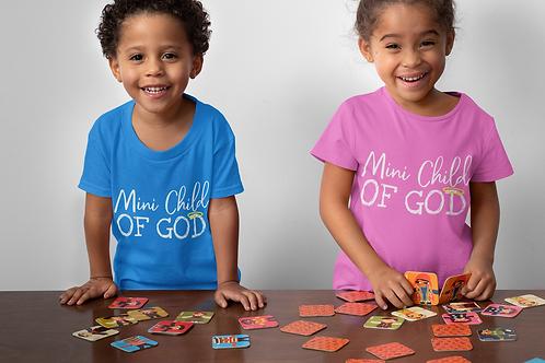 Mini Child of God (Youth) T-Shirt