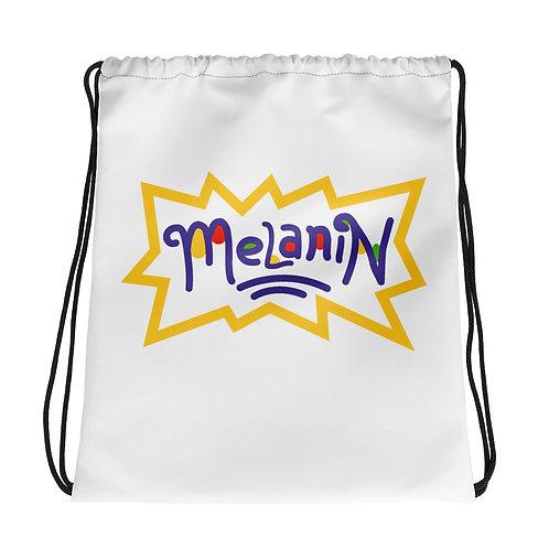 Melanin Drawstring-Bag