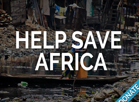 Help us Save the African Community - Donate Today!