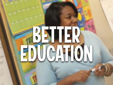 Better Education Program
