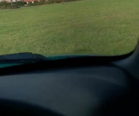 Garry goes go karting