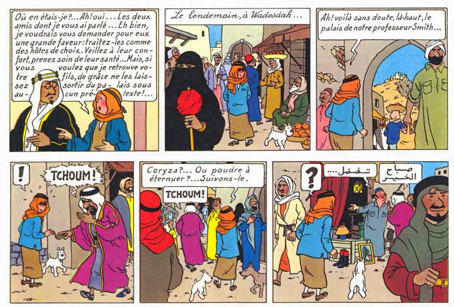 النسخة الأصلية الفرنسية