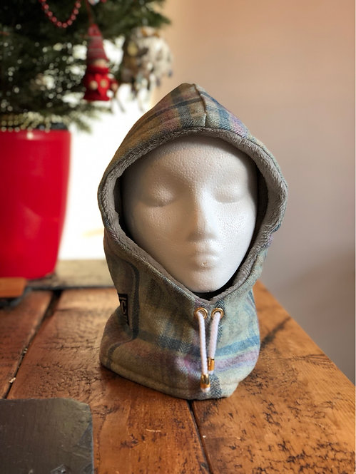 Kids Tweed Hoods