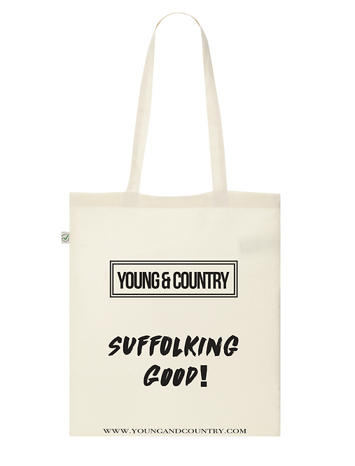 Suffolking Good Tote Bag