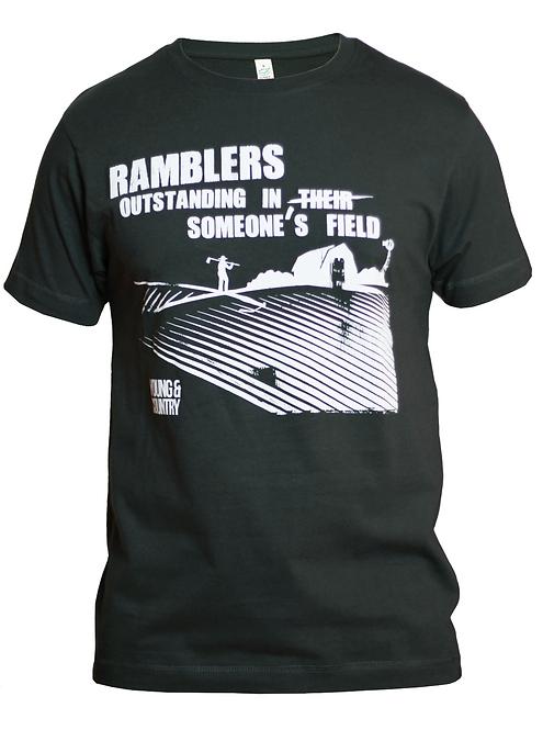 MENS 'RAMBLERS' TSHIRT