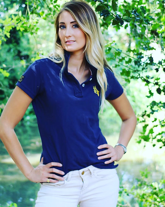 Luxury Navy Sailor Polo