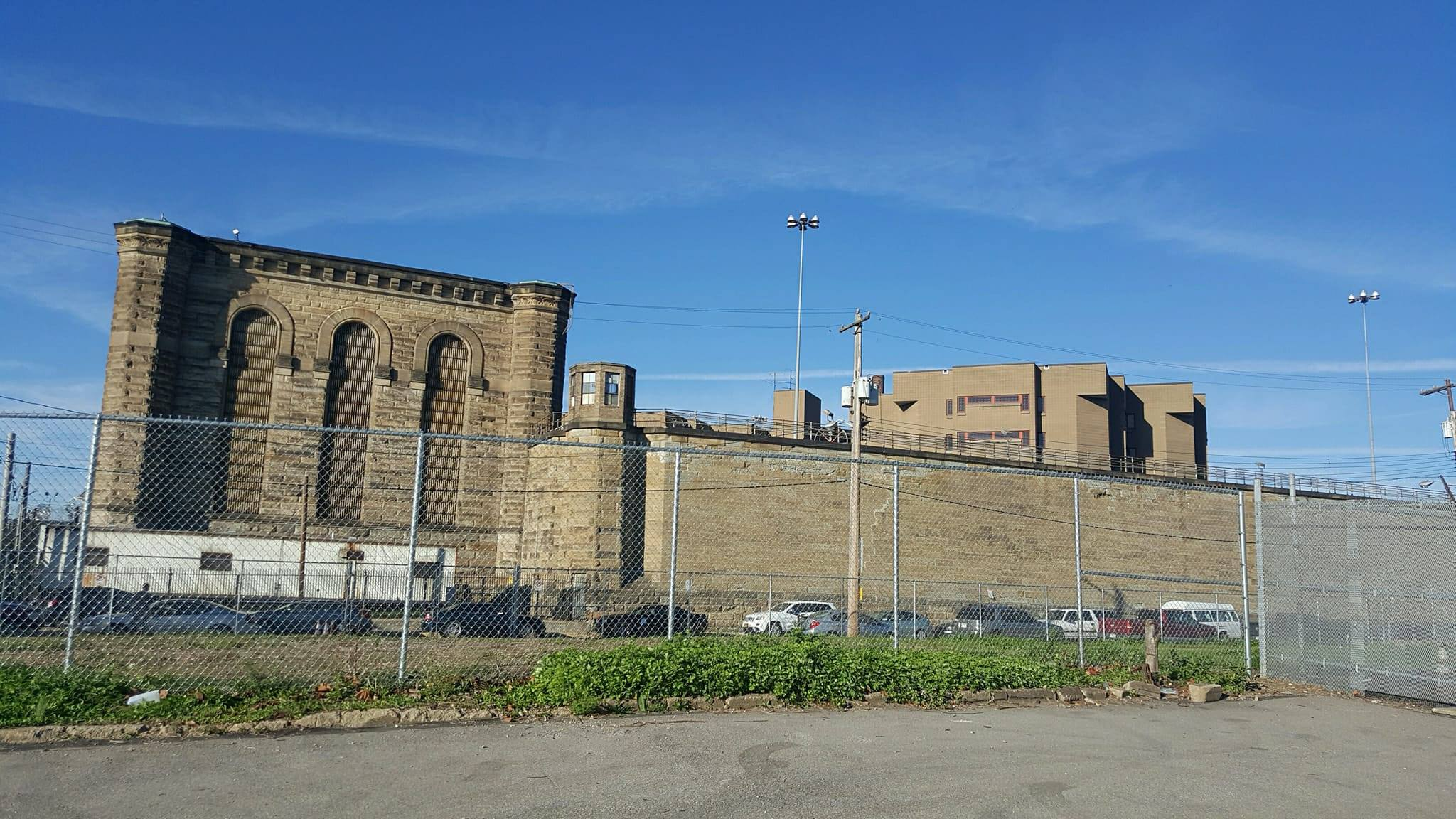 Old Allegheny jail