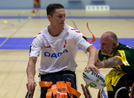 Golden Boot to be presented at first UK Wheelchair Rugby League Awards ceremony