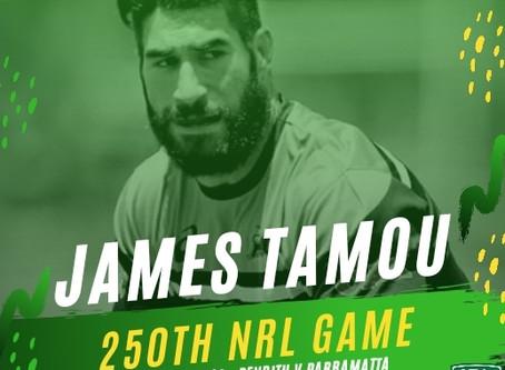 TAMOU -  HITS 250
