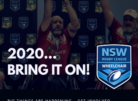 NSWWRL 2020 Registration Now Open