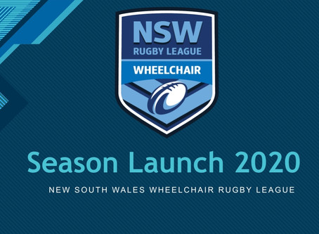 NSWWRL 2020 Season Launch