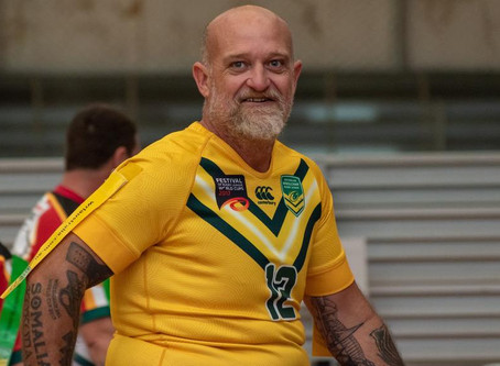 Australian Wheelchair Rugby League squad named for England series