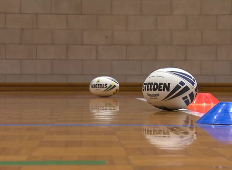 Wheelchair Rugby League Comes To Darwin