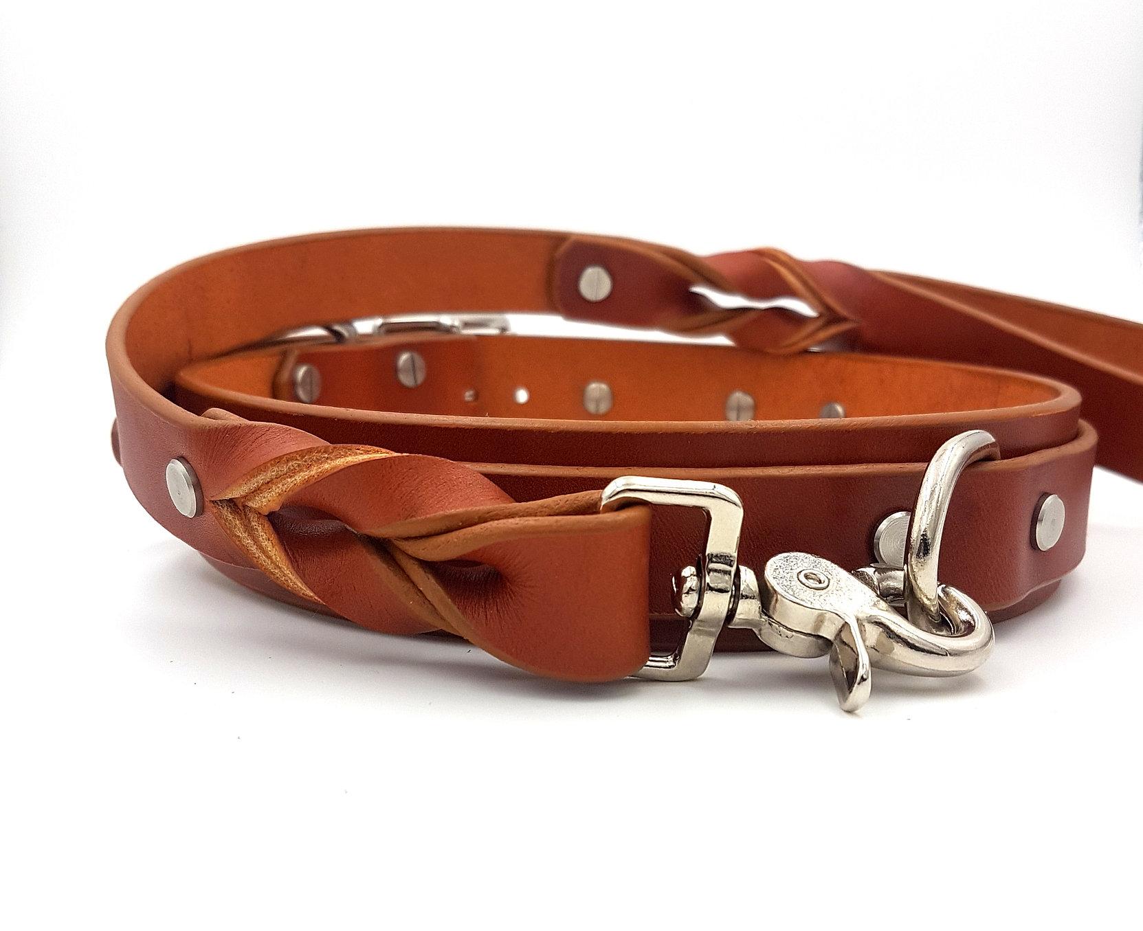 Big Dog Leather Custom Collars
