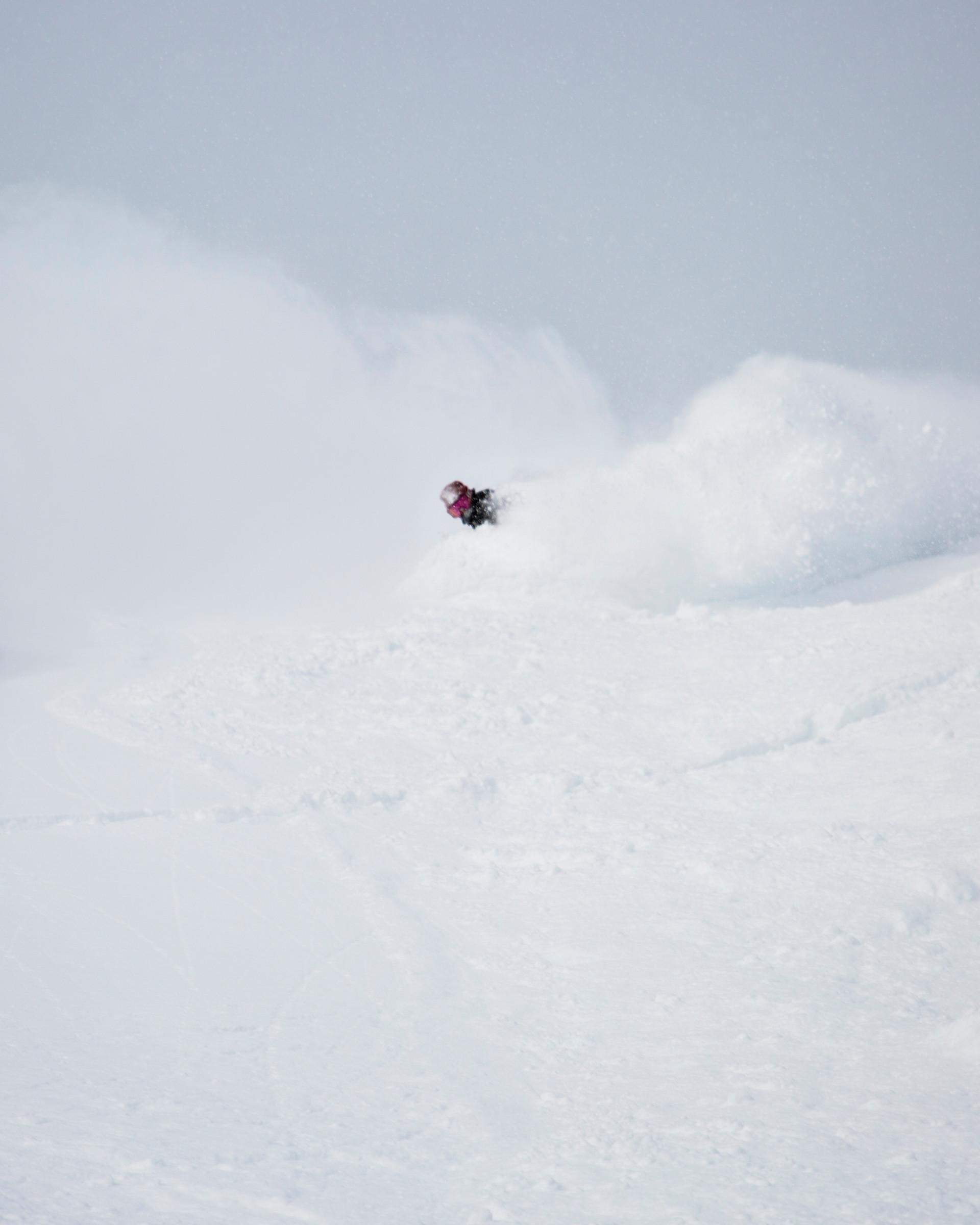 Greg Harlow Snowboarder