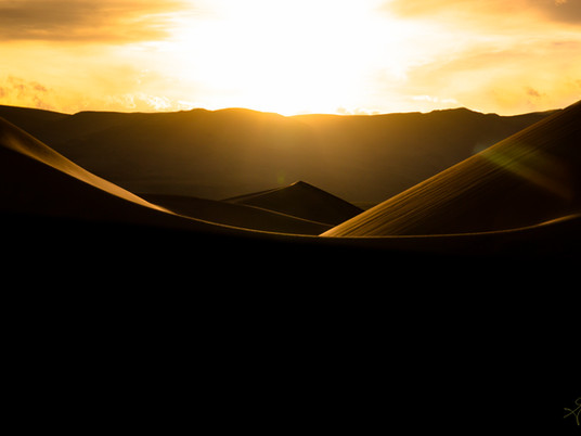 Visiting: Death Valley National Park