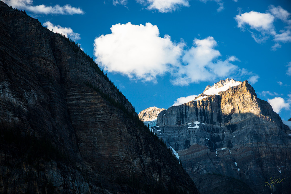 Greg Harlow Media Photography Mountain Clouds