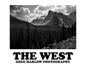 Greg Harlow Media Photography Book The West