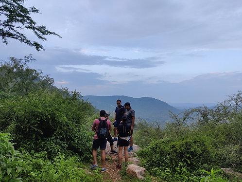Nahargarh Waterfall Hike