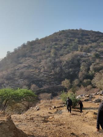 Hathni Kund Waterfall Hike