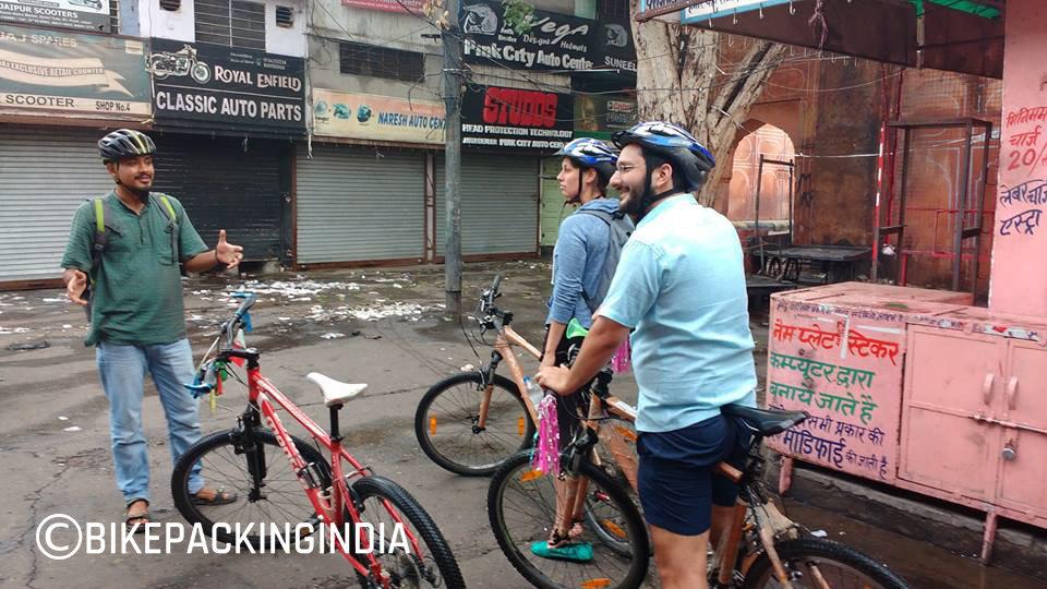 Jaipur Culture Cycling Tour