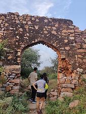 Hike to Bhuteshwar Mahadev Temple