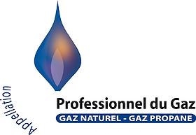 Appellation Professionnel du Gaz Naturel - Propane