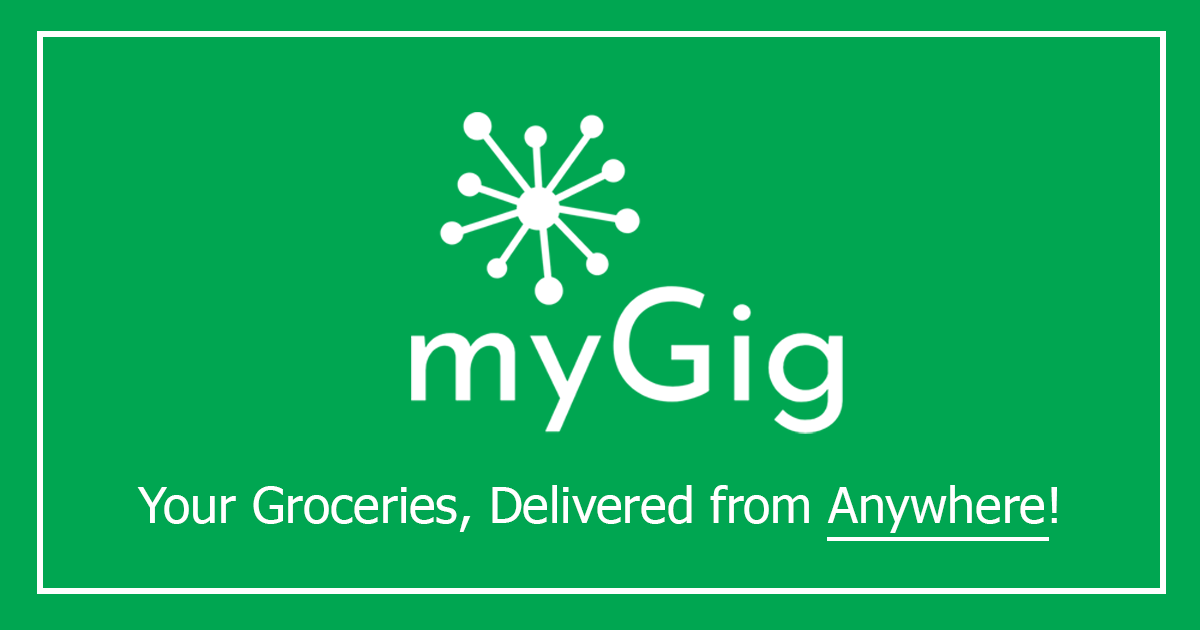 Find a myGig Shopper in Your City