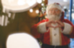 サンタの愛