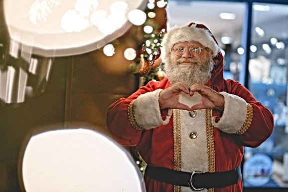 Vrijdag 7 december doet de Kerstman zijn intrede in Hasselt
