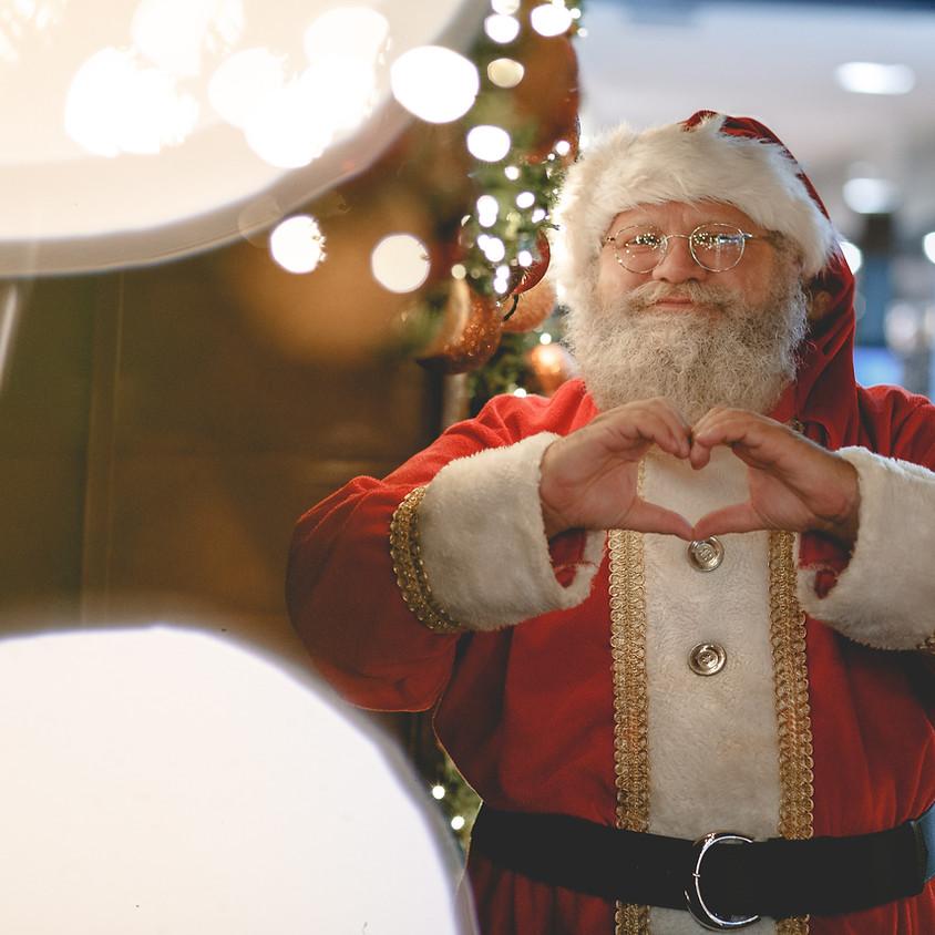 """Spectacle Marionnette  """"Il faut sauver le Père Noël """""""