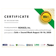 Ronsco S+S - Certificate_of_Recognition